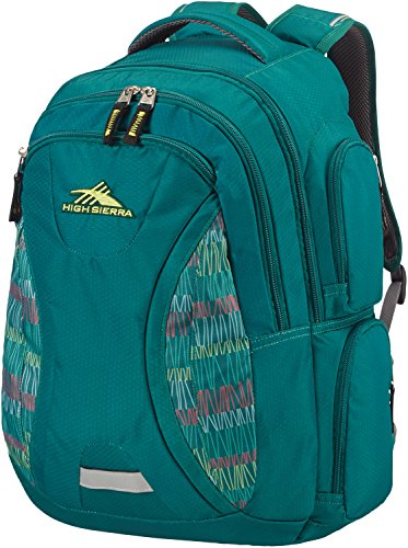 high-sierra-zaino-sportivo-sportive-packs-drava-unisex-green-stripes