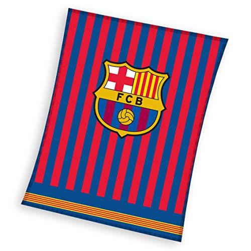 FC Barcelona Fleecedecke - Fleece Blanket - couverture