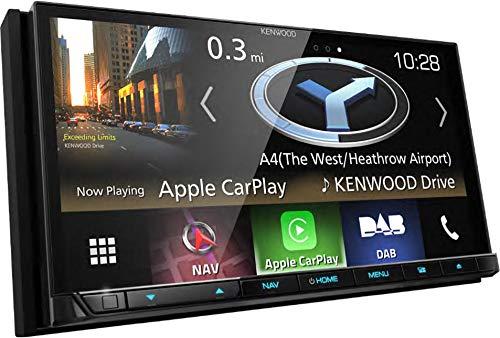 Kenwood DNX8180DABS Navigationssystem (Kontinent) Kenwood Auto Gps