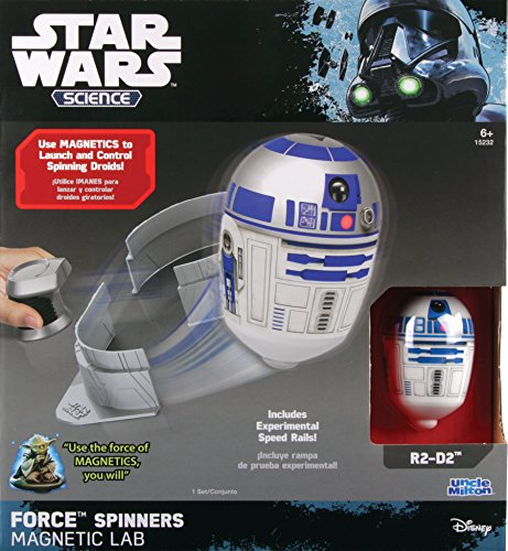 Star Wars Force Spinners Magnetic Lab R2D2