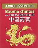 Arkopharma Aromathérapie Complexe Baume Chinois de Massage Pot de 30 ml