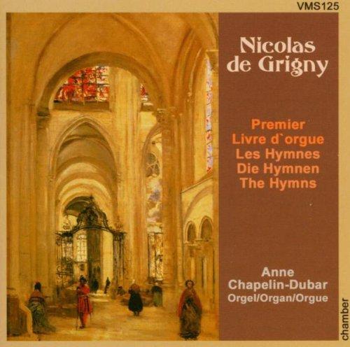 Premier livre d' orgue / Les hymnes
