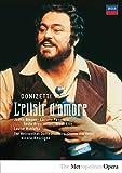 L'elisir D'amore: Metropolitan Opera (Rescigno) [DVD] [2003]
