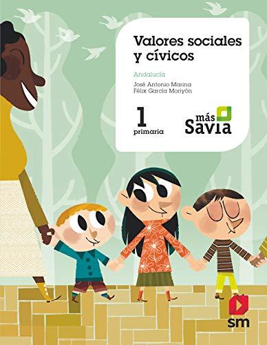 Valores sociales y cívicos 1 Primaria Mas Savia Andalucía