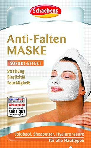 Schaebens Anti-Falten Maske, 15er Pack (15 x 10 ml)