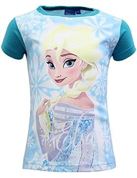 Frozen Camiseta Mangas cortas Niñas Elsa