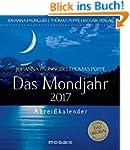 Das Mondjahr 2017: Abreißkalender
