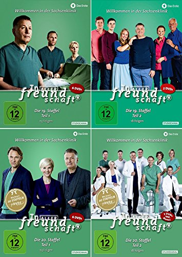 Staffel 19+20 (22 DVDs)