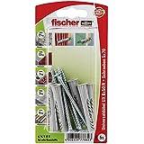 Fischer 77862 - Juego de tornillos y tacos