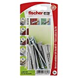 Fischer 77862 Universaldübel UX 8X50 R S K + Schrauben