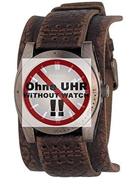 Fossil Herren-Armbanduhr JR9040 Lederband