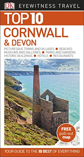 Top 10 Cornwall and Devon (DK Eyewitness Travel Guide)