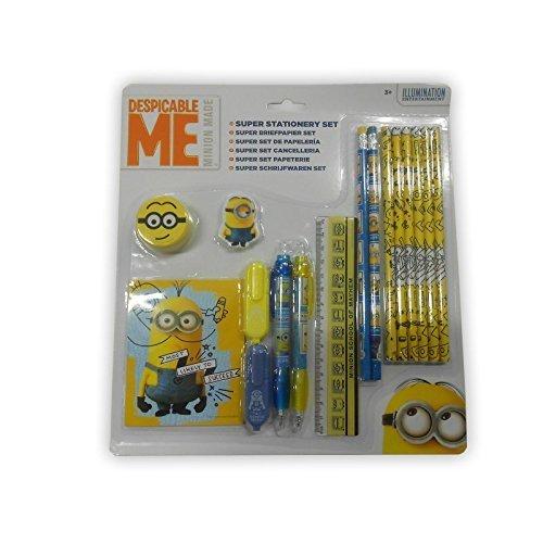 Preisvergleich Produktbild Minions Mal - Zeichnen - und Schreibset 16 Teilig