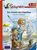 Der Schatz des Kapitäns (Leserabe - 1. Lesestufe)