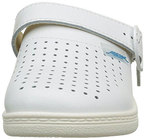 Abeba Chaussure à usage professionnel Blanc