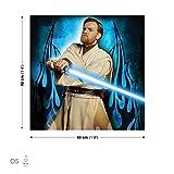 Star Wars Obi Wan Leinwand Bilder (PPD1237O5FW)