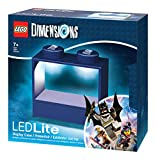 Lego Lights scatola display dimensioni (blu)