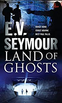 Land Of Ghosts by [Seymour, E.V.]