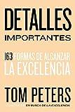 Libros Descargar en linea Detalles Importantes 163 Formas de Alcanzar La Excelencia (PDF y EPUB) Espanol Gratis
