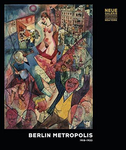Berlin Metropolis: 1918-1933 por Olaf Peters