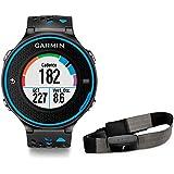 Garmin - Forerunner 620 - Montre de Running avec Cardio-Fréquencemètre - GPS Intégré - Écran Tactile - Bleu/Noir