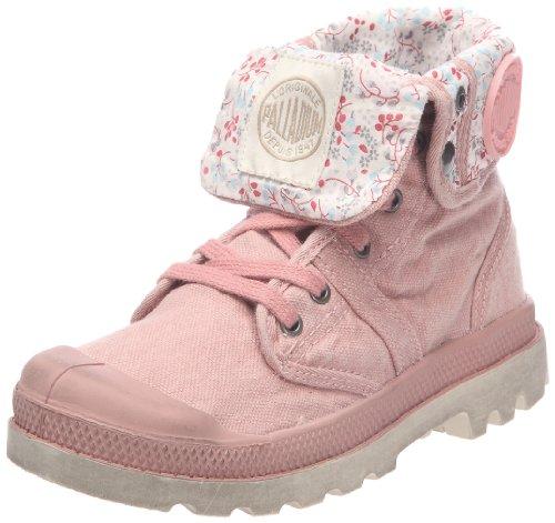 Palladium Baggy, Boots mixte enfant Rose (Old Rose/Vapor)