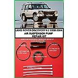 Land Rover Discovery MK 2WABCO Compresor Suspensión Aire Pistón Anillo Reparar Kit