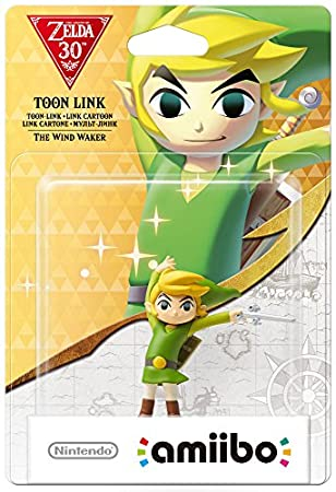 The Wind Waker Link amiibo - TLOZ Collection (Nintendo Wii U/3DS/Nintendo Wii U)