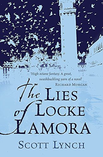 Book cover for The Lies of Locke Lamora