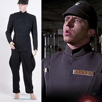 Star Wars imperialen Offizier Uniform NEU aktualisierte