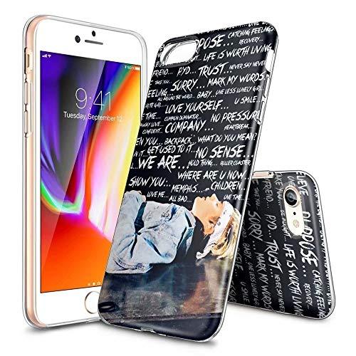 BAI JING Handyhülle für iPhone 6/6s, Ultra Slim Clear TPU, Stoßfest und Kratzfest - KUNDENGERECHTE Muster [BJDE201905156]