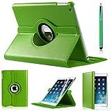 Apple iPad 2nd/3rd/4ème génération avec inclus (modèle) (non compatible iPad pour iPad Mini, iPad Air, iPad Air 2, iPad Pro,), Similicuir, bleu, Apple ipad 2/3/4 case