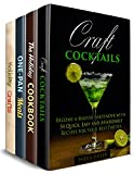 Holiday Food, Drinks and Crafts Box Set (4 in 1): Best Cocktail Recipes and Holiday Meals, Plus Gifts, Decor and Christmas Idea (English Edition)