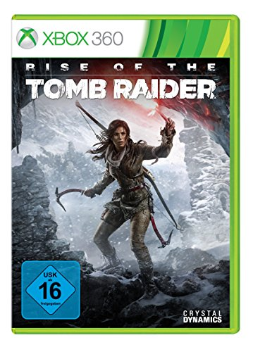 360 Xbox Jagd-video-spiele (Rise of the Tomb Raider - [Xbox 360])