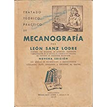 TRATADO TEÓRICO-PRÁCTICO DE MECANOGRAFÍA