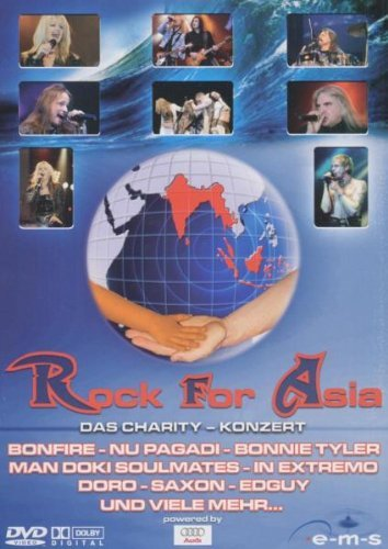 Rock for Asia: Das Charity Concert Fusion Media Player