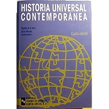 Historia universal contemporánea: Guía de estudio (Manuales)