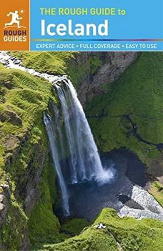 The Rough Guide to Iceland [Lingua Inglese]