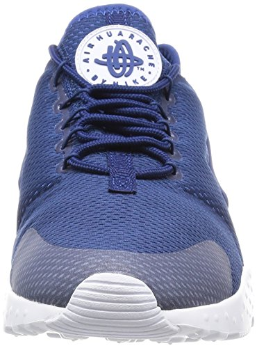 Nike W Air Huarache Run Ultra, Scarpe da Corsa Donna Azul (Azul (coastal blue/white))