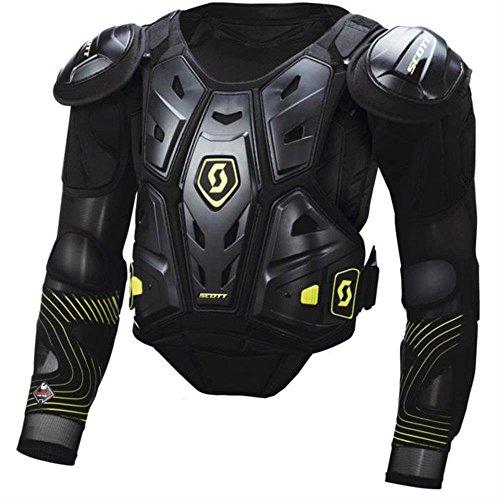 Preisvergleich Produktbild Scott Commander Protektoren Jacke 2 M Schwarz / Grün
