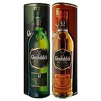 Glenfiddich 12 Year Old 70cl + Glenfiddich 14 Year Old 70cl 2 Bottle Pack by Glenfiddich