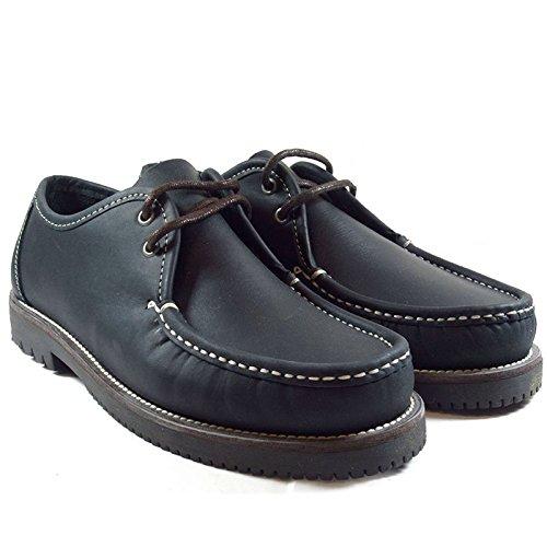 La Valenciana , Herren Bootsschuhe Blau