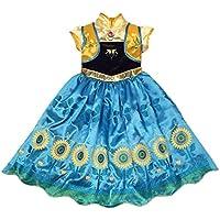 Nasconde Eyekepper di invito vestito kigurumi ragazza Costume per 2-9 anni - Cameo Cintura