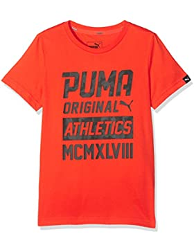 Puma Kinder Style Graphic Tee T-Shirt