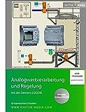 Analogwertverarbeitung und Regelung mit der Siemens LOGO!8: Virtuelles Anlagenmodell