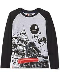 LEGO, Camiseta de Manga Larga para Niños