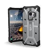 Urban Armor Gear Plasma pour Samsung Galaxy S9 Coque avec Norme Militaire américaine etui housse - transparente [Compatible avec l'induction]