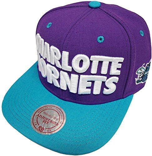 Mitchell & Ness NBA Charlotte Hornets Score Snapback Cap EU300 Kappe Basecap