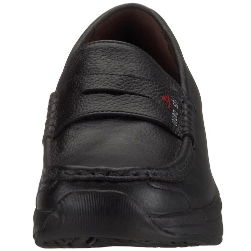 Chung Shi Comfort Step City 9100, Homme, Mocassin Noir