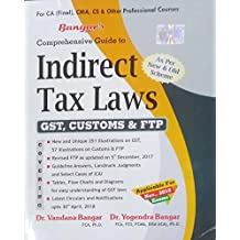 Comprehensive Guide to Indirect Tax Laws - CA Final